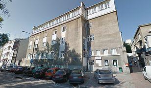 Do tragedii doszło w obwodowej komisji nr 83 na ul. Chocimskiej 5