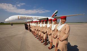 """Emirates od lutego na """"Okęciu"""""""
