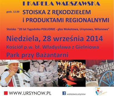 Dzień Patrona Warszawy Władysława z Gielniowa