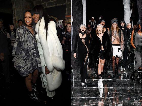 Muzycy projektują: Rihanna debiutuje jako dyrektor kreatywna Pumy