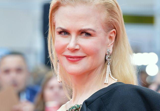 Nicole Kidman podczas festiwalu w Toronto
