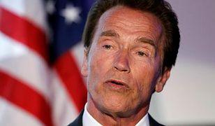 Nieślubne dziecko Schwarzeneggera!