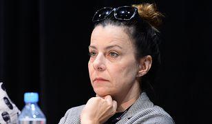 Agata Kulesza nie pojawiła się w sądzie. Mąż oskarżył ją o nękanie