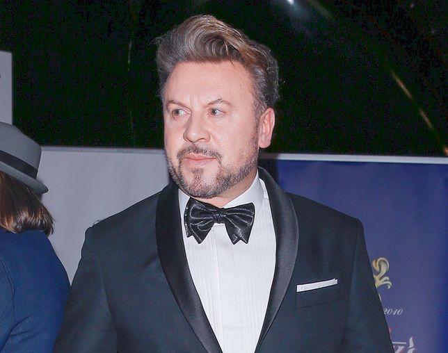 Michał Milowicz stracił ojca