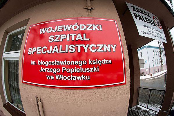 Dyrektor szpitala we Włocławku: pijana położna została dyscyplinarnie zwolniona z pracy