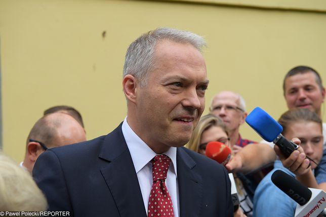 Jacek Żalek ostrzega przed związkami homoseksualnymi