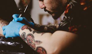 Tatuowanie boli, ale każdy odczuwa ten ból inaczej