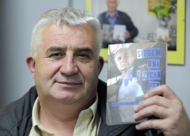 Dariusz Loranty, ekspert Akademickiego Centrum Bezpieczeństwa
