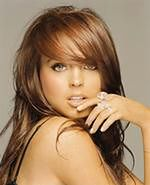 Lindsay Lohan kontrkandydatką Kanye Westa na prezydenta