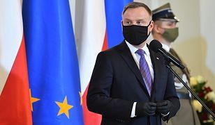 """Żołnierze wyklęci. Andrzej Duda o """"prawdziwym patriotyzmie"""""""