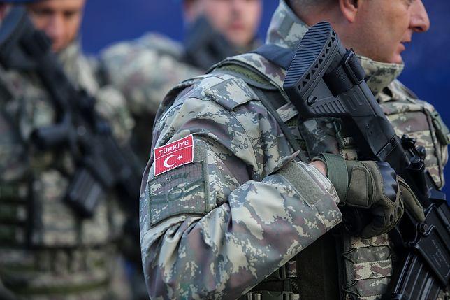 Siła tureckiej armii