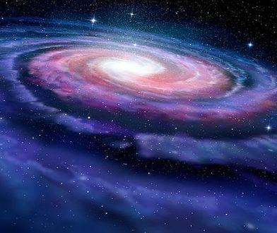 Cały Układ Słoneczny może być w zasięgu pędzącej ciemnej materii