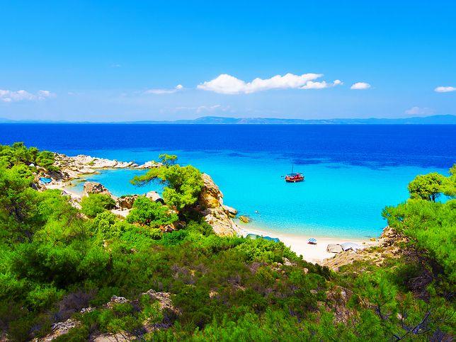 Atrakcje Grecji - Chalkidiki