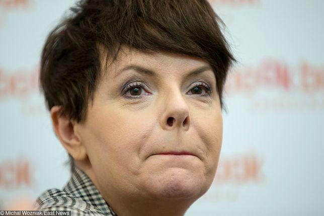 Karolina Korwin-Piotrowska przestrzega przed słuchaniem samozwańczych ekspertów od zdrowia i żywienia