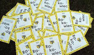 Instalacja i cykl działań twórczych na Rakowcu