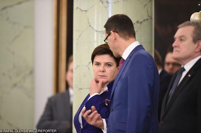 Beata Szydło przestała być premierem 11 grudnia 2017 roku