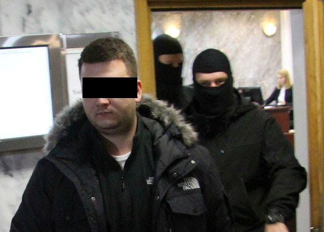 Bartłomiej M. trafił na 3 miesiące do aresztu