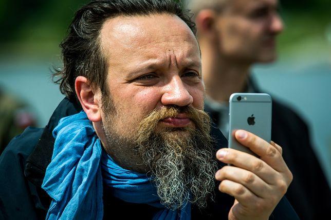 Marcin Kędryna to były dziennikarz