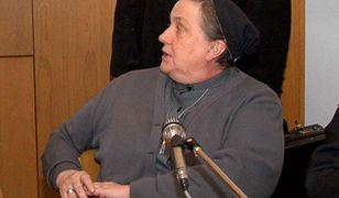 Siostra Olech: to my, zakonnice, musimy same o siebie zadbać - nie jesteśmy dziećmi ani ubezwłasnowolnione