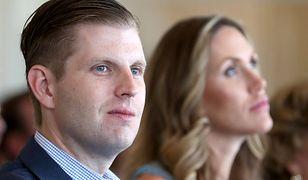 Eric Trump, syn prezydenta Donalda Trumpa