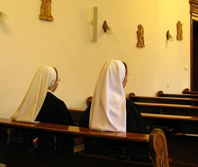 Siostry zakonne ze Zgromadzenia Sióstr Franciszkanek Szpitalnych