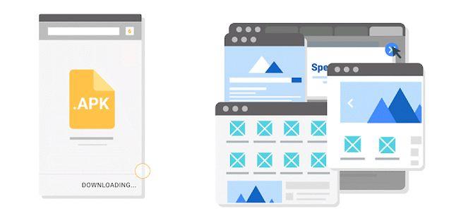 Chrome sam z siebie blokuje część reklam. Wycinane są te, które uniemożliwiają wygodne przeglądanie treści, źródło: Chromium Blog.