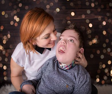 Hanna Synowiec opiekowała się synem przez 13 lat