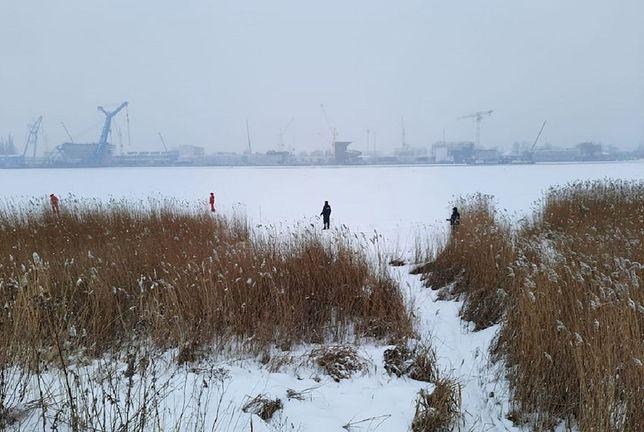 Gdańsk. Odnaleziono zwłoki zaginionego wędkarza