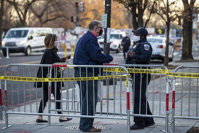 Nowy Jork. Samochód wjechał w protestujących na Manhattanie