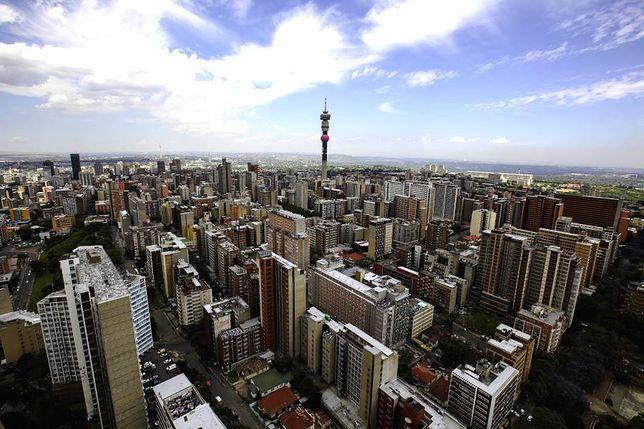 Metropolie Afryki - Johannesburg, RPA