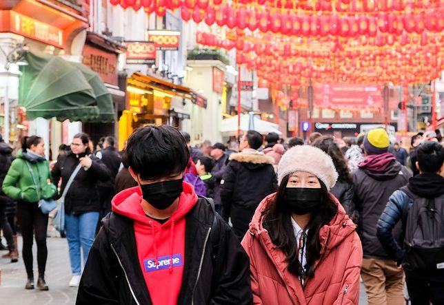 Wielki Mur, Zakazane Miasto i Disneyland w Szanghaju zostały zamknięte