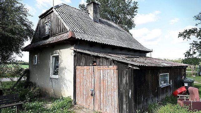 Dom Angeliki przed metamorfozą