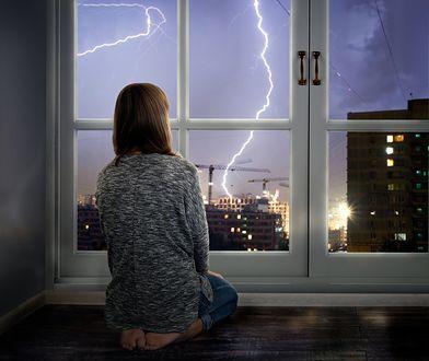 Gdzie jest burza? 17.07.2018