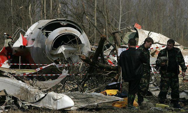 Wrak prezydenckiego samolotu wciąż pozostaje w Rosji