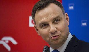 Andrzej Duda nieustannie pozostaje liderem rankingu zaufania