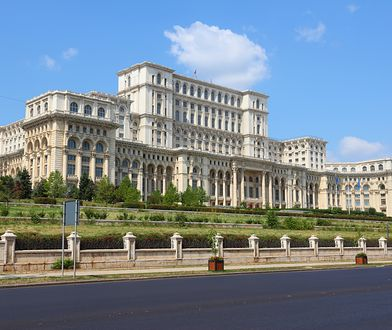 Pałac Parlamentu w Bukareszcie