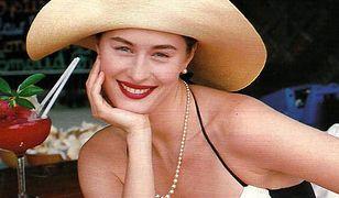 Urbano była supermodelką w latach 80. Wspięła się na sam szczyt kariery.