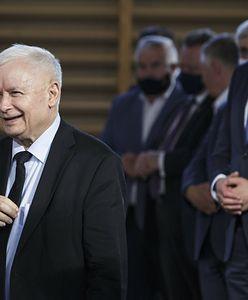 Jarosław Kaczyński wprowadza zmiany nie tylko w Zjednoczonej Prawicy. Trwają prace przed jego domem