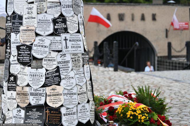 Warszawa. Muzeum Więzienia Pawiak