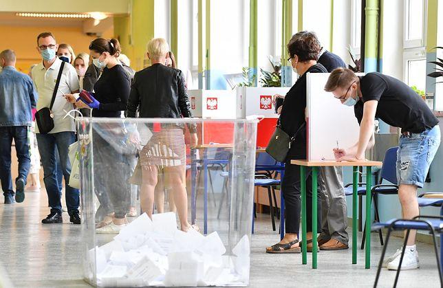 Wybory 2020. Frekwencja wyborcza w Warszawie znów duża