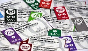 Nowe wzory biletów ZTM w obiegu