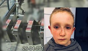 Policja publikuje wizerunek mężczyzny, który potrącił 7-letniego Jasia na ruchomych schodach w metrze