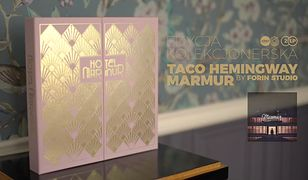 "Taco Hemingway – płyta pt. ""Marmur"" trafiła na podwójny winyl."