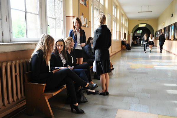 Na maturze egzaminy z informatyki i historii