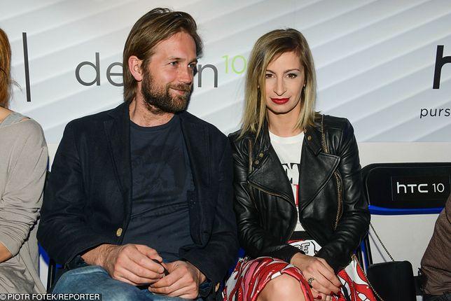 Magdalena Schejbal i Sławomir Zięba-Drzymalski wspólnie wychowują córkę i syna aktorki z poprzedniego związku