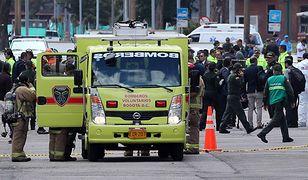 Bogota. Eksplozja w akademii policyjnej. Co najmniej 8 zabitych, dziesiątki rannych