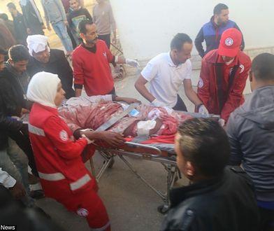 Zamach bombowy w meczecie w Egipcie. 235 ofiar śmiertelnych
