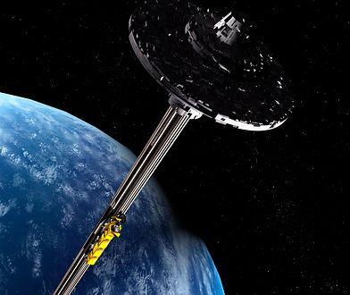 Kosmiczna winda kiedyś zostanie zbudowana?
