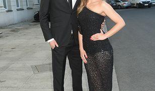 Kaczorowska i Pela są małżeństwem od września 2018