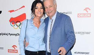 Izabela Podolec i Apoloniusz Tajner po 8 latach związku wzięli ślub